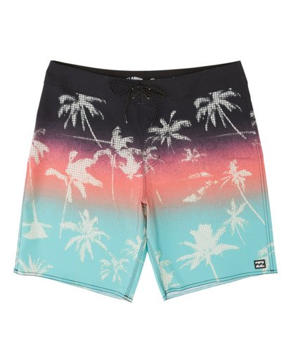 "0 Sundays Pro Boardshorts 19"" Blue M1231BSU Billabong"