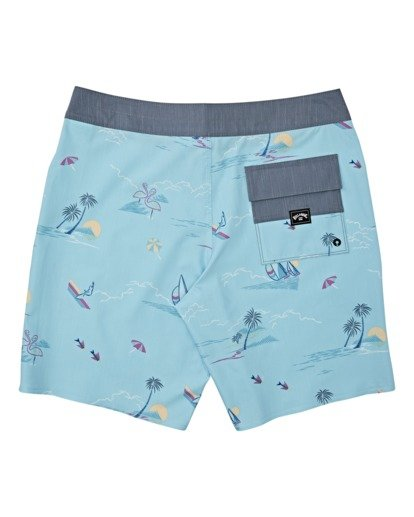 1 Sundays Pro Boardshorts Blue M1231BSU Billabong