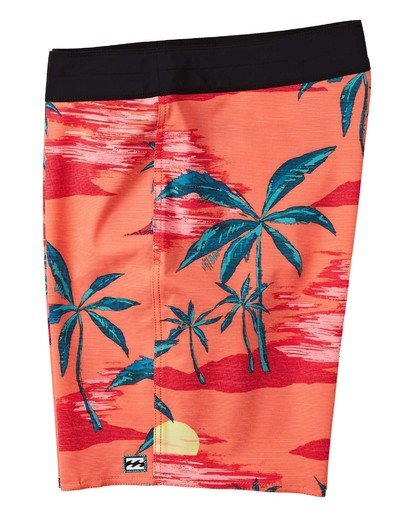 "2 Sundays Pro Boardshort 19"" Red M1231BSU Billabong"