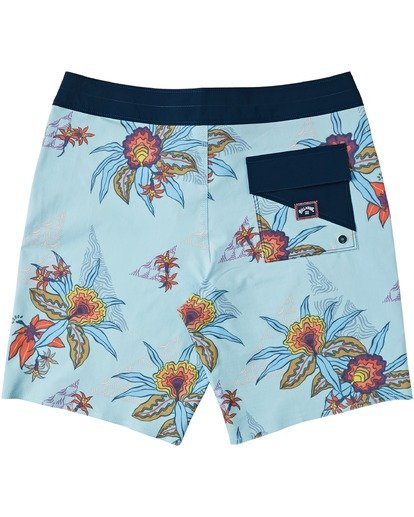 "1 Sundays Pro Boardshorts 19"" Blue M1231BSU Billabong"