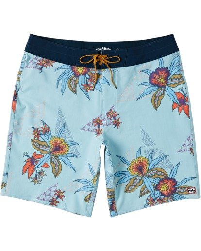 "0 Sundays Pro Boardshort 19"" Blue M1231BSU Billabong"