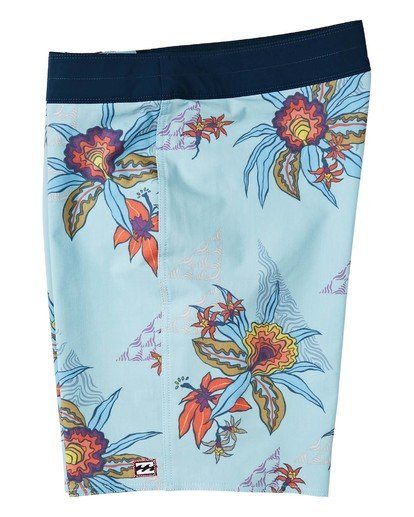 "2 Sundays Pro Boardshorts 19"" Blue M1231BSU Billabong"