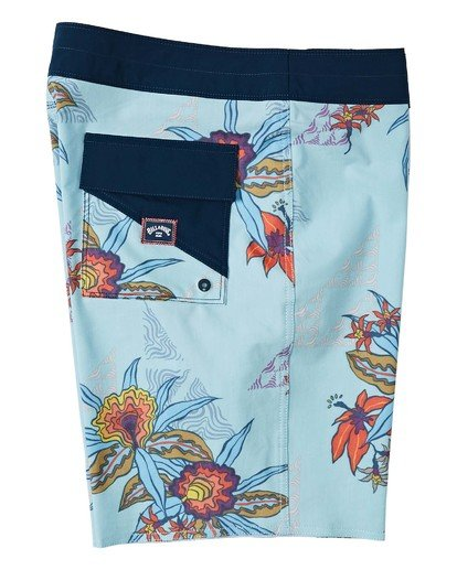 "3 Sundays Pro Boardshorts 19"" Blue M1231BSU Billabong"