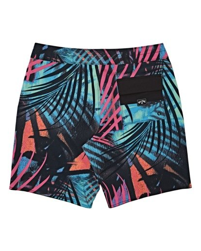 "1 Sundays Pro Boardshort 19"" Multicolor M1231BSU Billabong"
