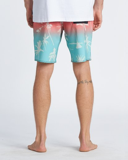 "9 Sundays Pro Boardshort 19"" Blue M1231BSU Billabong"