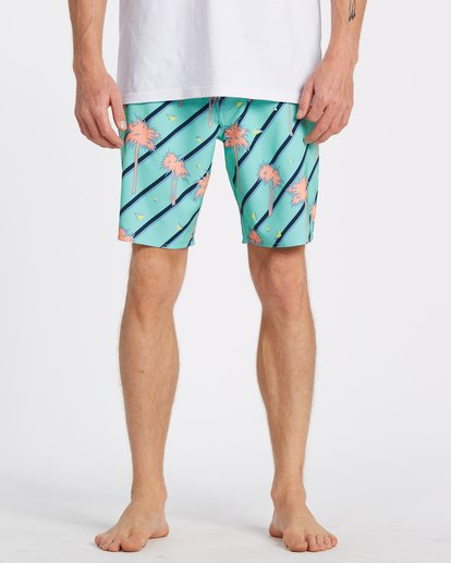2 Sundays Pro Boardshorts Multicolor M1231BSU Billabong