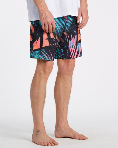 "4 Sundays Pro Boardshort 19"" Multicolor M1231BSU Billabong"