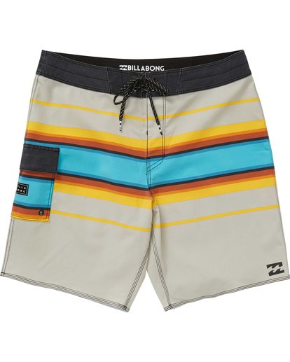 0 Sundays X Cali Boardshorts Blue M123PBCA Billabong