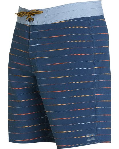 2 Sundays X Mark Printed Performance Boardshorts Blue M123SBSM Billabong