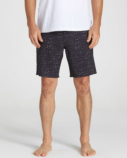 4 Sundays X Mark Printed Performance Boardshorts  M123SBSM Billabong