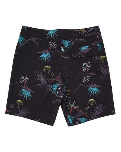 1 Sundays Pro Boardshorts Black M123TBSU Billabong