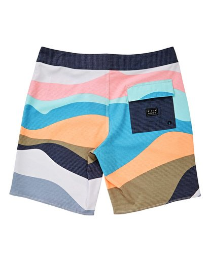 1 Sundays Pro Boardshorts Grey M123TBSU Billabong
