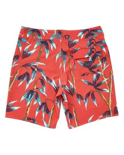 1 Sundays Pro Boardshorts Red M123TBSU Billabong