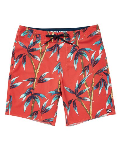 0 Sundays Pro Boardshorts Pink M123TBSU Billabong