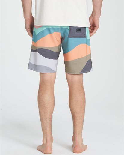 5 Sundays Pro Boardshorts Grey M123TBSU Billabong