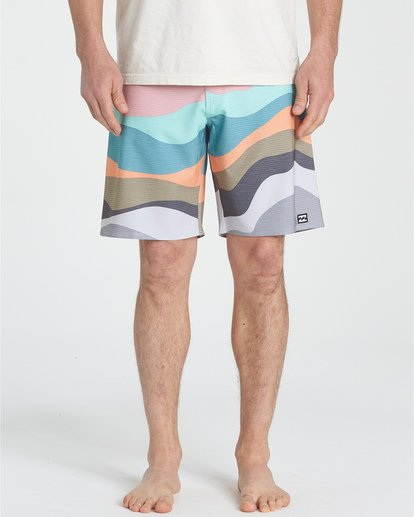 2 Sundays Pro Boardshorts Grey M123TBSU Billabong