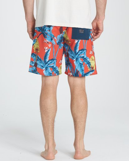 5 Sundays Pro Boardshorts Multicolor M123TBSU Billabong