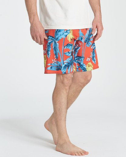 4 Sundays Pro Boardshorts Multicolor M123TBSU Billabong