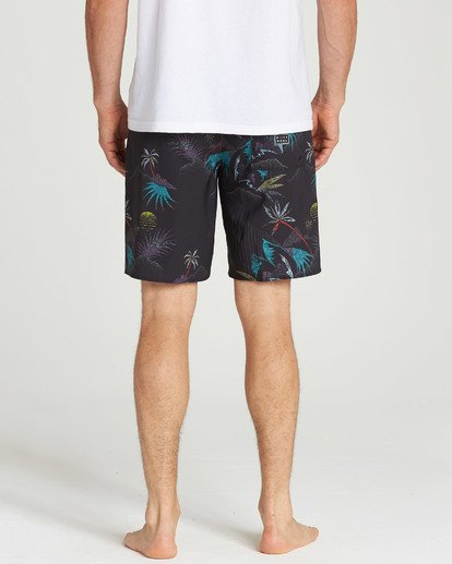 5 Sundays Pro Boardshorts Black M123TBSU Billabong
