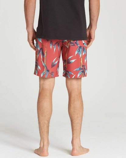 5 Sundays Pro Boardshorts Pink M123TBSU Billabong