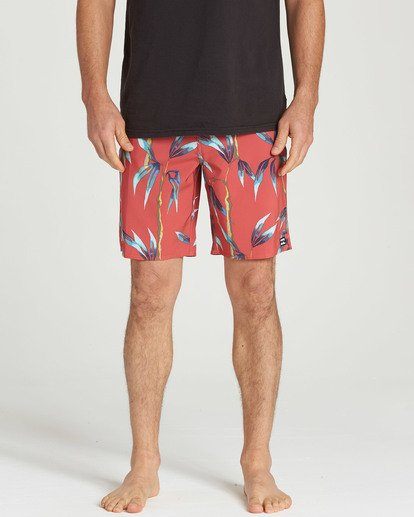 4 Sundays Pro Boardshorts Pink M123TBSU Billabong