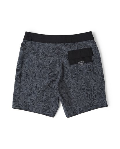1 Sundays Pro Boardshorts Black M123VBSU Billabong