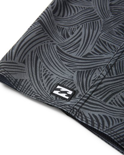 4 Sundays Pro Boardshorts Black M123VBSU Billabong