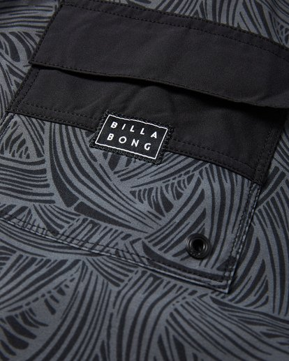 5 Sundays Pro Boardshorts Black M123VBSU Billabong