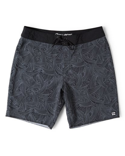 0 Sundays Pro Boardshorts Black M123VBSU Billabong