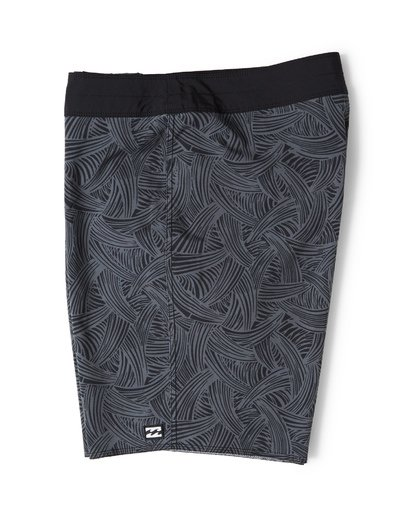 3 Sundays Pro Boardshorts Black M123VBSU Billabong