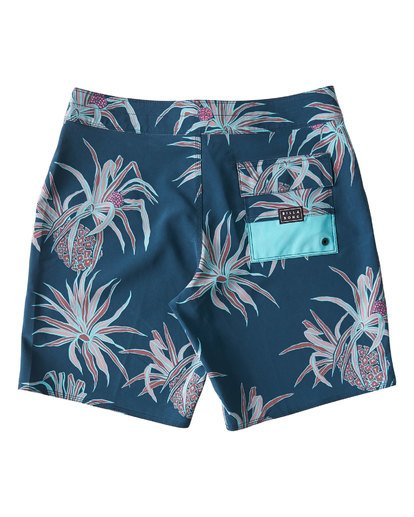 1 Sundays Pro Boardshorts Blue M123VBSU Billabong