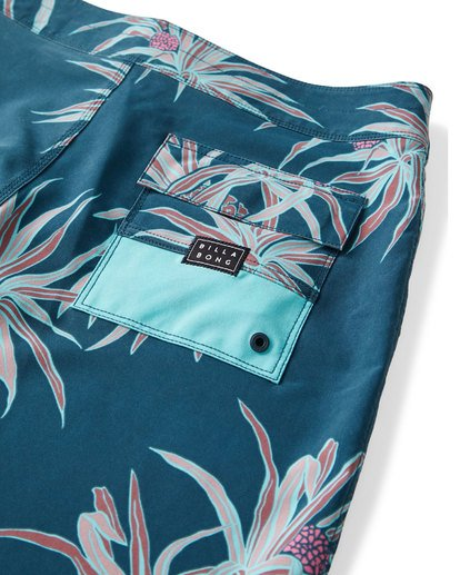 5 Sundays Pro Boardshorts Blue M123VBSU Billabong