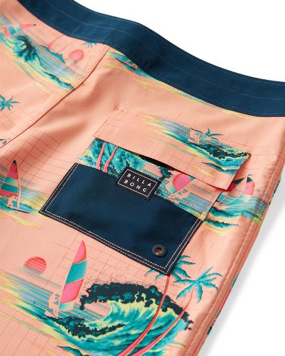 5 Sundays Pro Boardshorts Multicolor M123VBSU Billabong