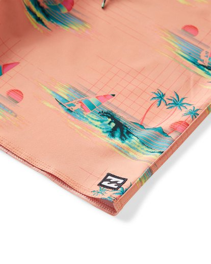 6 Sundays Pro Boardshorts Multicolor M123VBSU Billabong
