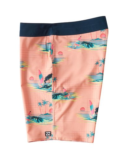 2 Sundays Pro Boardshorts Green M123VBSU Billabong