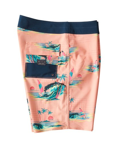3 Sundays Pro Boardshorts Multicolor M123VBSU Billabong