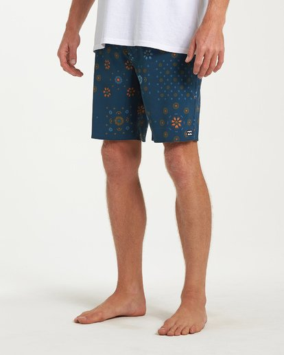 7 Sundays Pro Boardshorts Blue M123VBSU Billabong