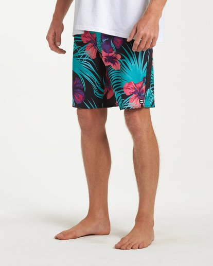 7 Sundays Pro Boardshorts Green M123VBSU Billabong