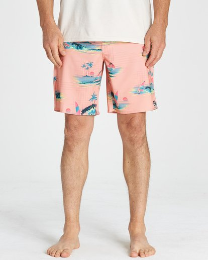 7 Sundays Pro Boardshorts Multicolor M123VBSU Billabong