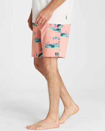 9 Sundays Pro Boardshorts Multicolor M123VBSU Billabong