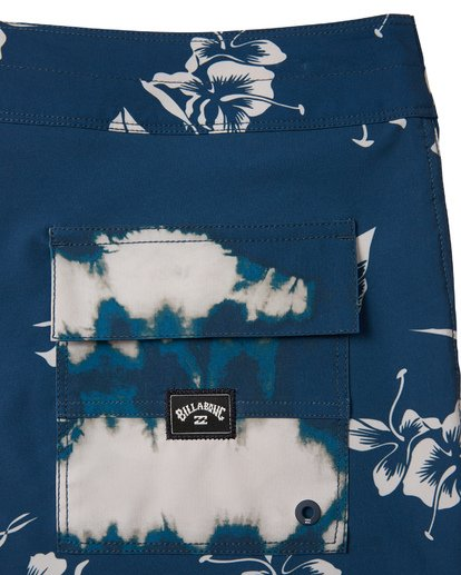 6 Sundays Interchange Pro Boardshorts Blue M1241BSI Billabong