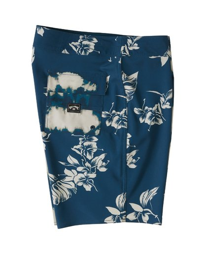 3 Sundays Interchange Pro Boardshorts Blue M1241BSI Billabong