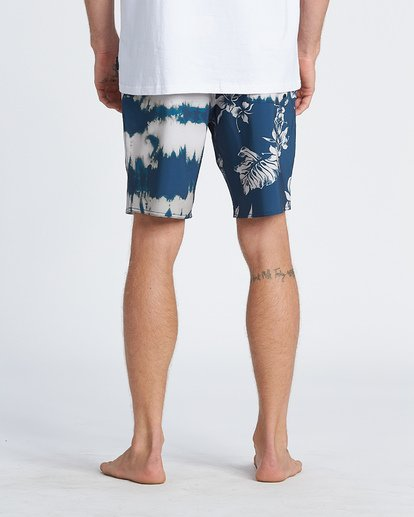 9 Sundays Interchange Pro Boardshorts Blue M1241BSI Billabong