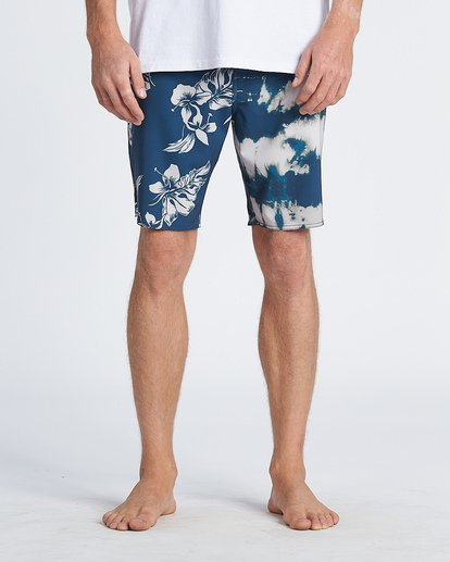 7 Sundays Interchange Pro Boardshorts Blue M1241BSI Billabong
