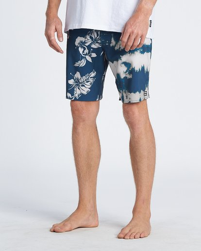8 Sundays Interchange Pro Boardshorts Blue M1241BSI Billabong