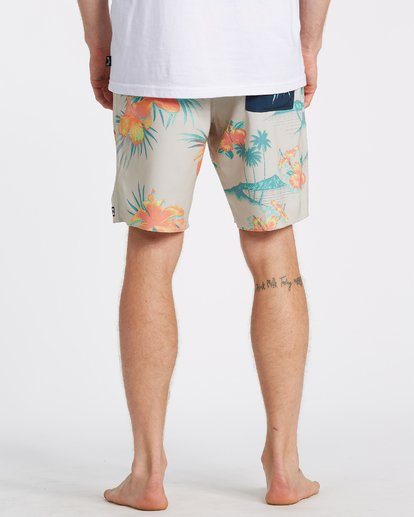 5 Sundays Interchange Pro Boardshorts Beige M1241BSI Billabong