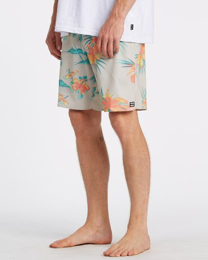 3 Sundays Interchange Pro Boardshorts Beige M1241BSI Billabong