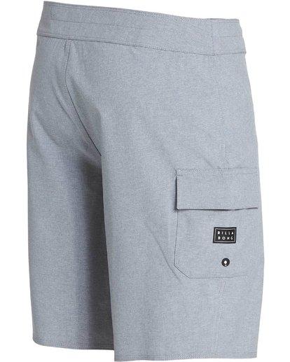 2 All Day X Boardshorts Grey M124NBAL Billabong