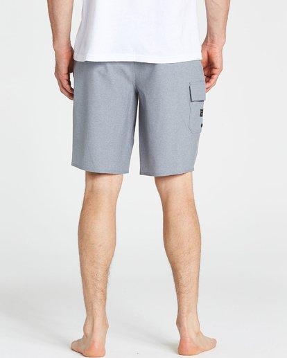 4 All Day X Boardshorts Grey M124NBAL Billabong