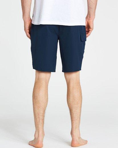 4 All Day X Boardshorts Blue M124NBAL Billabong